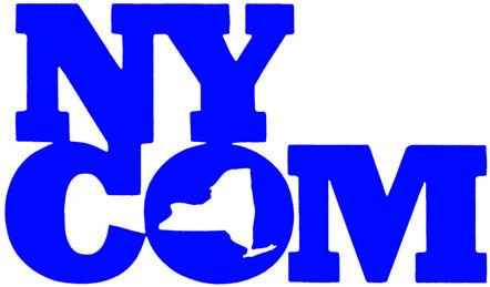 NYCOM logo