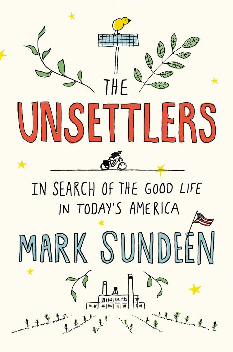 Book Cover - The Unsettlers