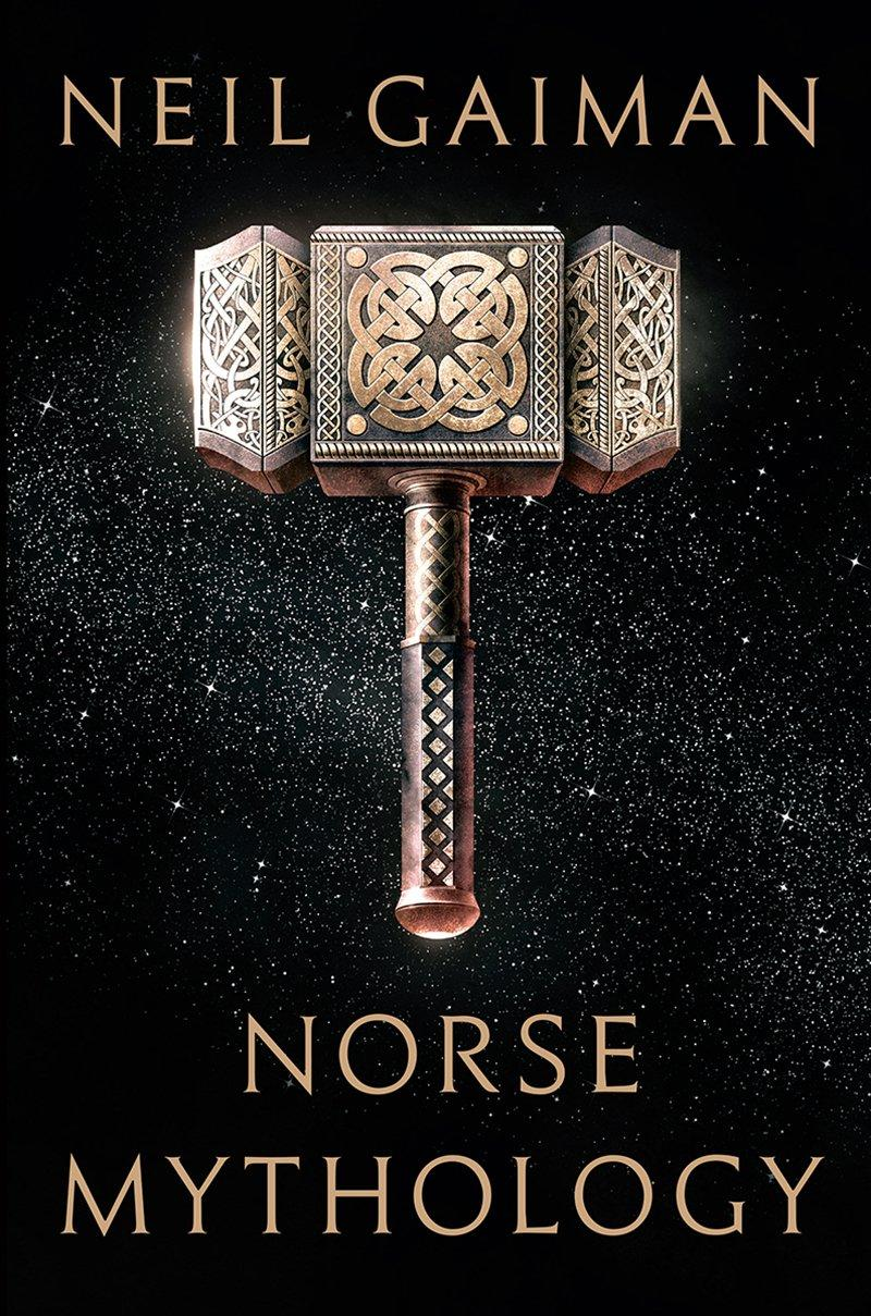 Book Cover - Norse Mythology