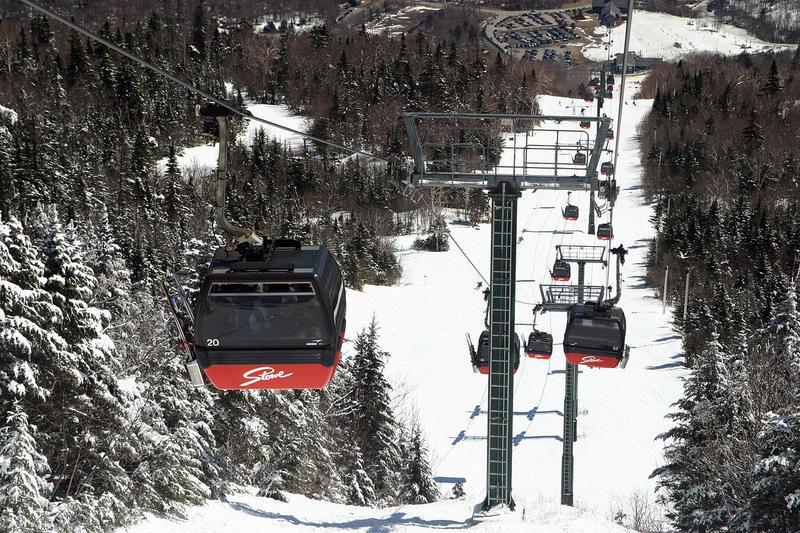 Stowe gondola