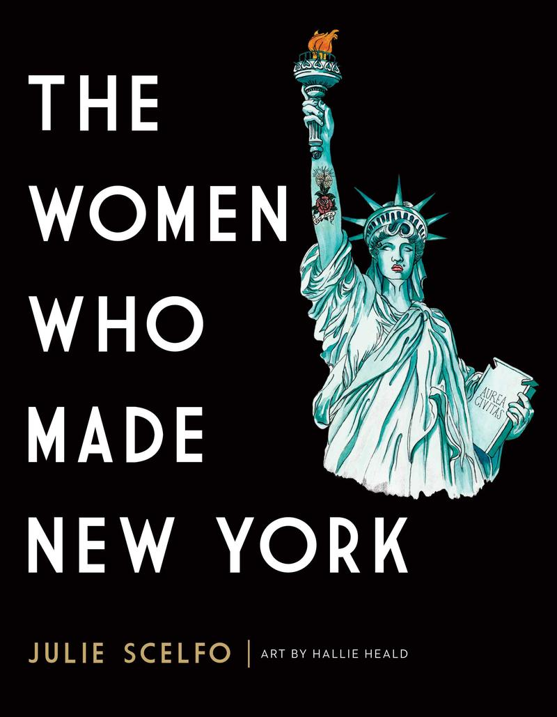 Book Cover - The Women Who Made New York