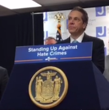 NY Gov. Andrew Cuomo is expressing condolences after learning that the crew in the crash was based at Stewart.