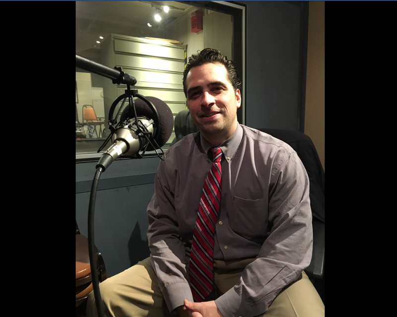 Albany Common Councilor Frank Commisso Jr. has joined the short list of mayoral candidates. On Wednesday he sat down with WAMC's Dave Lucas to outline his platform.