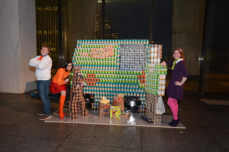 7th Annual Capital Region CANstruction