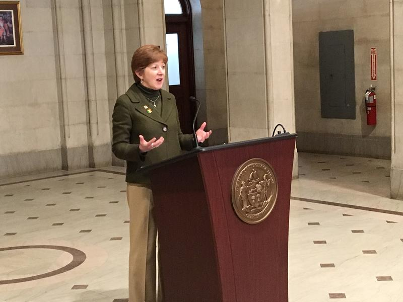 Mayor Kathy Sheehan Launches the  City of Albany's Poverty Reduction Initiative