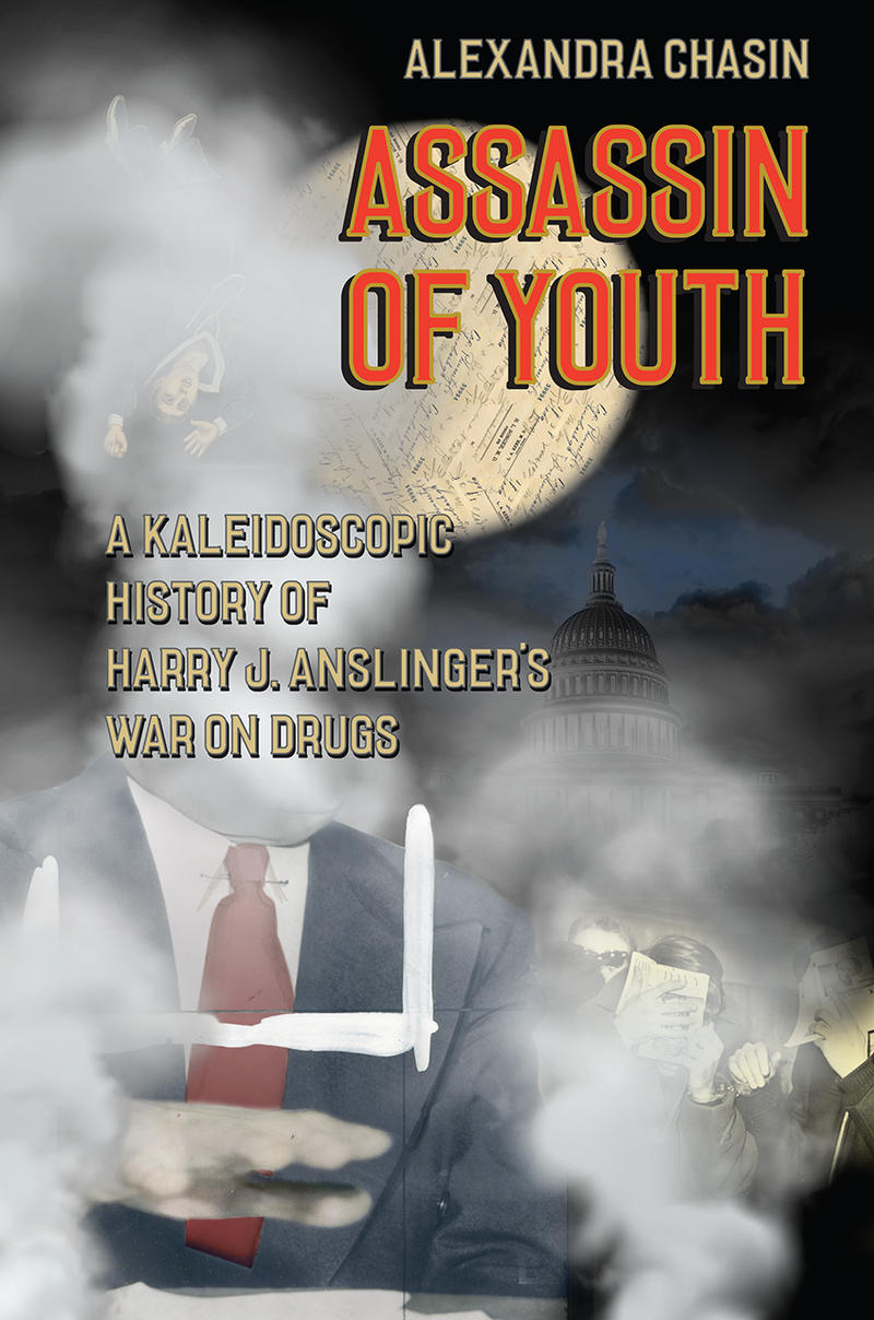 Book Cover - Assassin of Youth