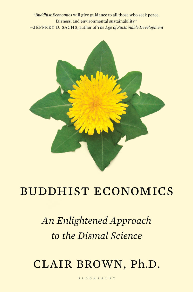 Book Cover - Buddhist Economics