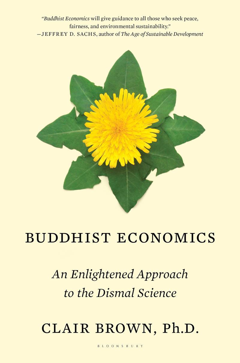 Book Cover - Buddhist Economics