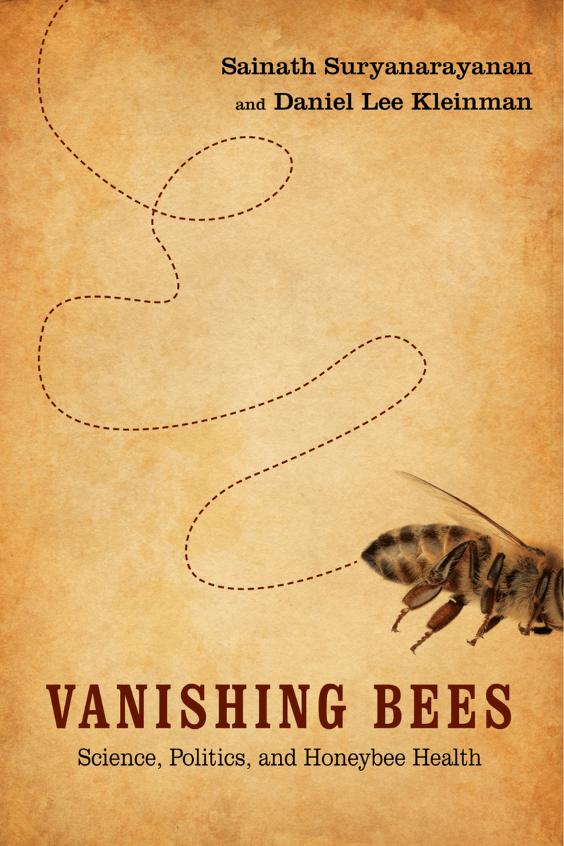 Book Cover - Vanishing Bees