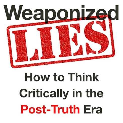 Book Cover - Weaponized Lies