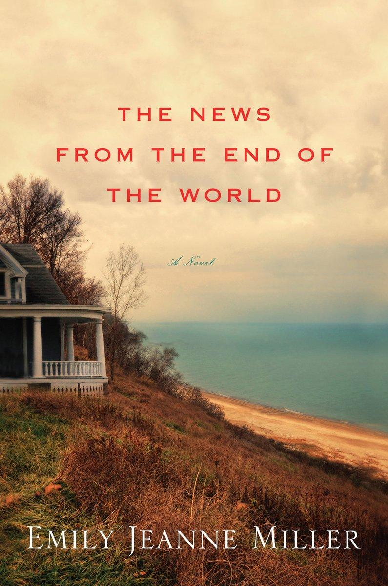 Book Cover - The News from the End of the World