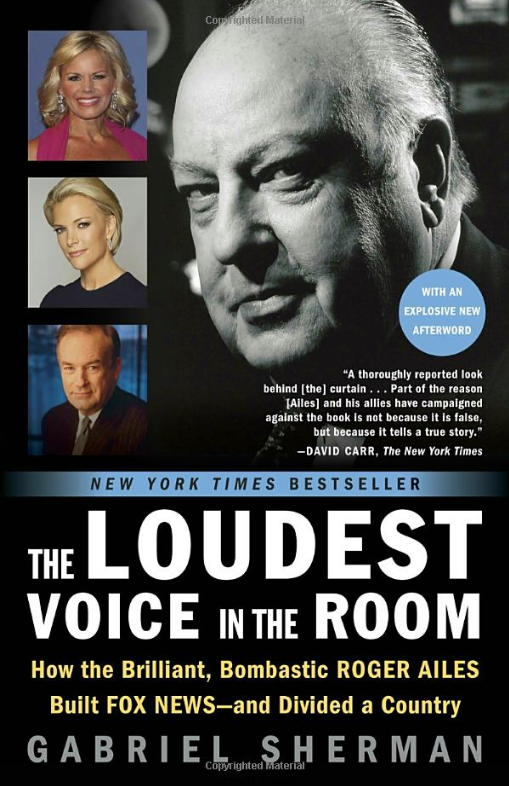 Book Cover - The Loudest Voice in the Room