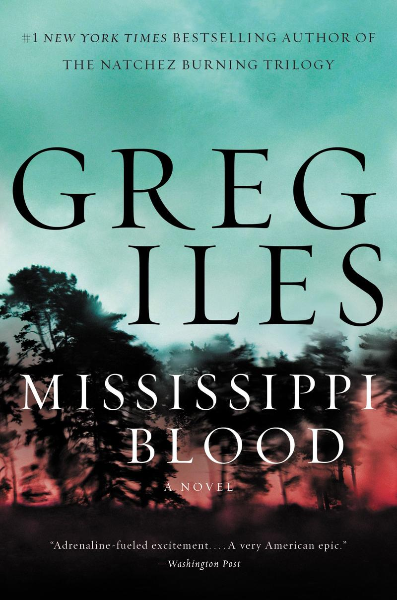 Book Cover - Mississippi Blood