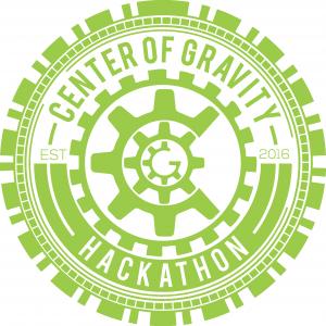 Center of Gravity Hackathon logo