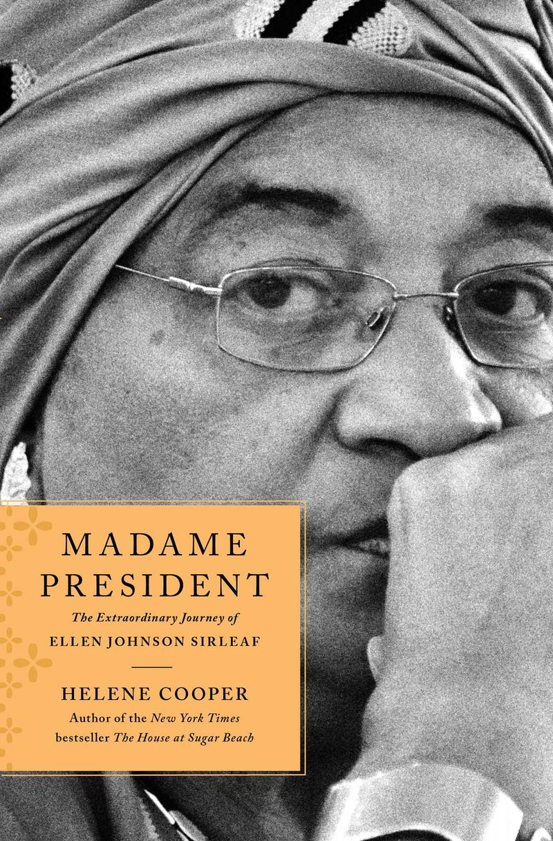 Book Cover - Madame President