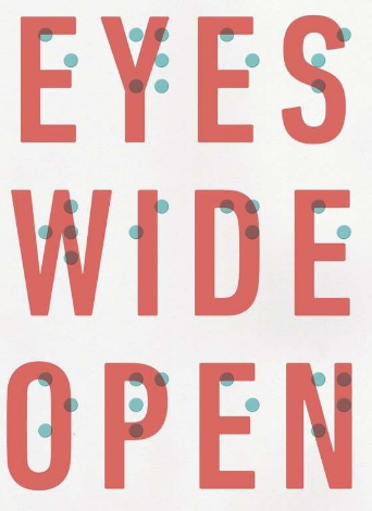 Book Cover - Eyes Wide Open