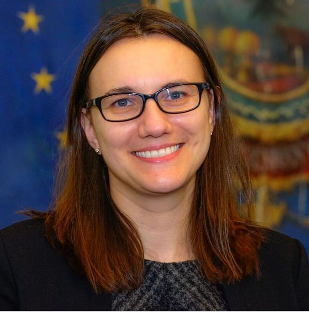 Vermont House Majority Leader Jill Krowinski
