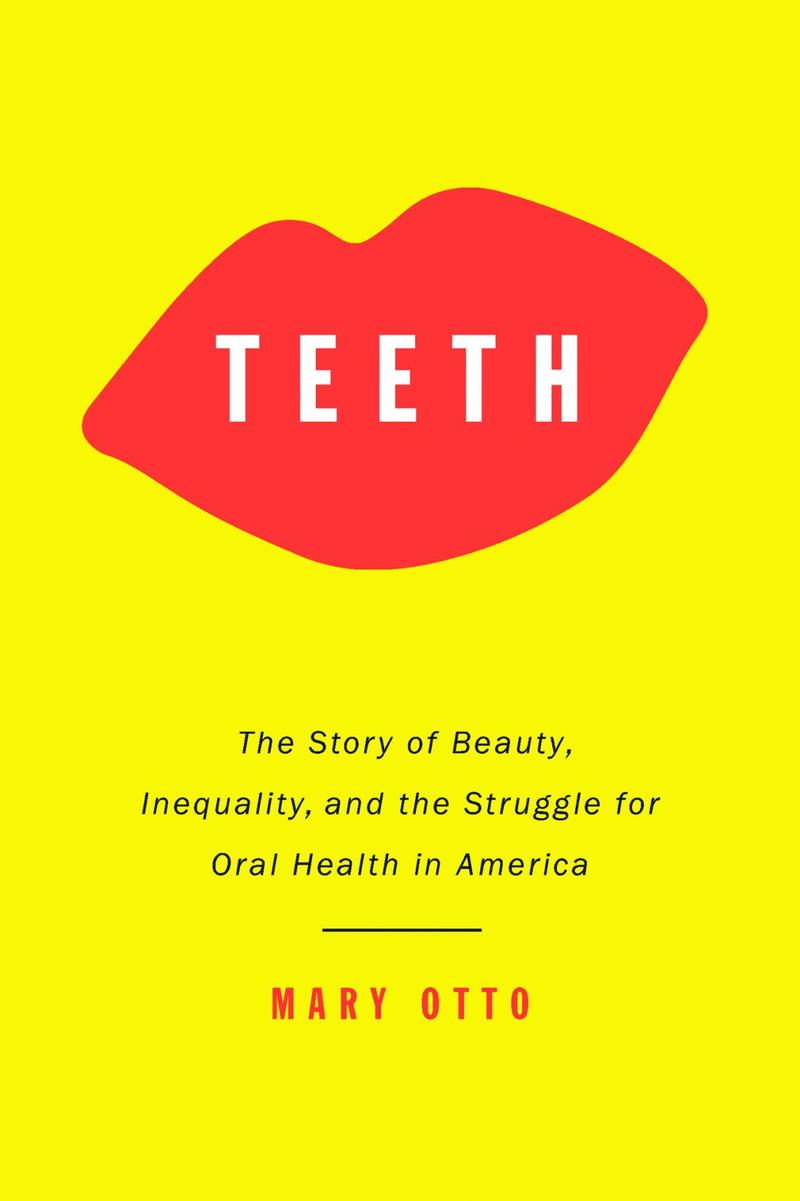 Book Cover - Teeth