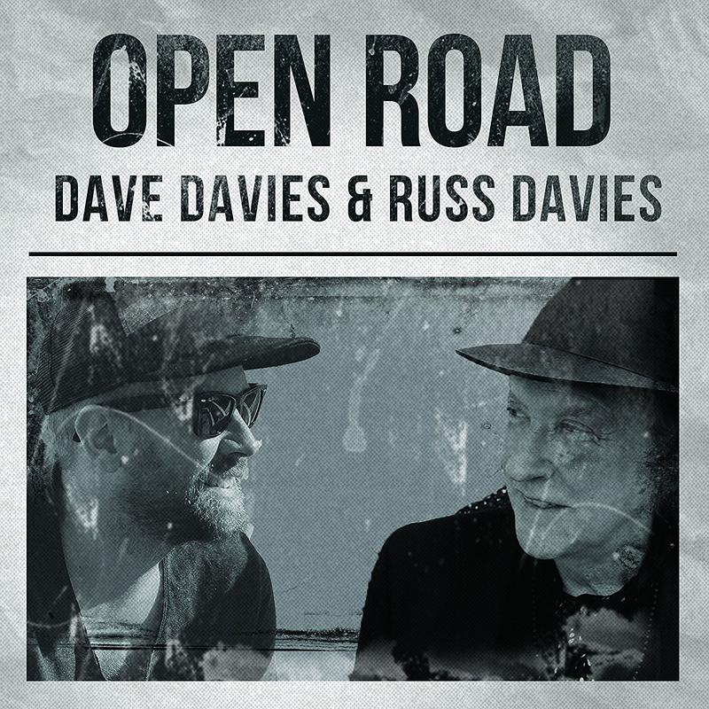 The album cover for Open Road