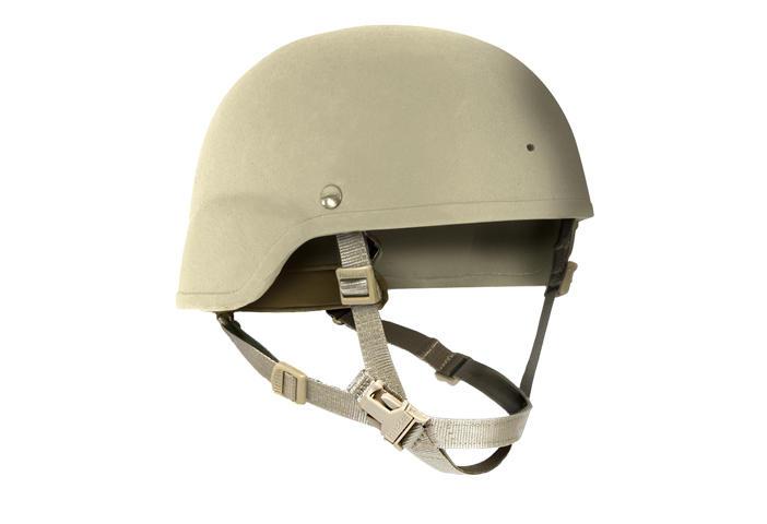Revision's ACH Gen II helmet