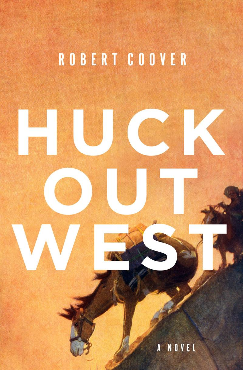 Book Cover - Huck Out West