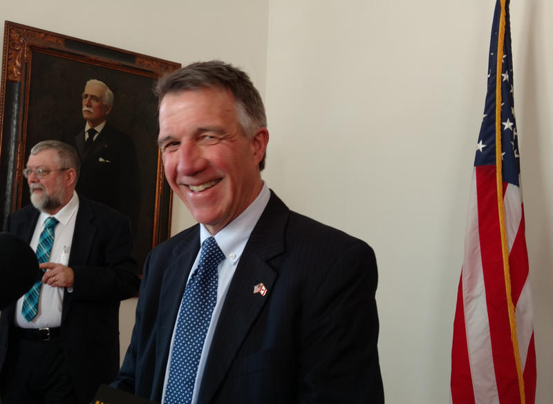 Vermont Governor Phil Scott
