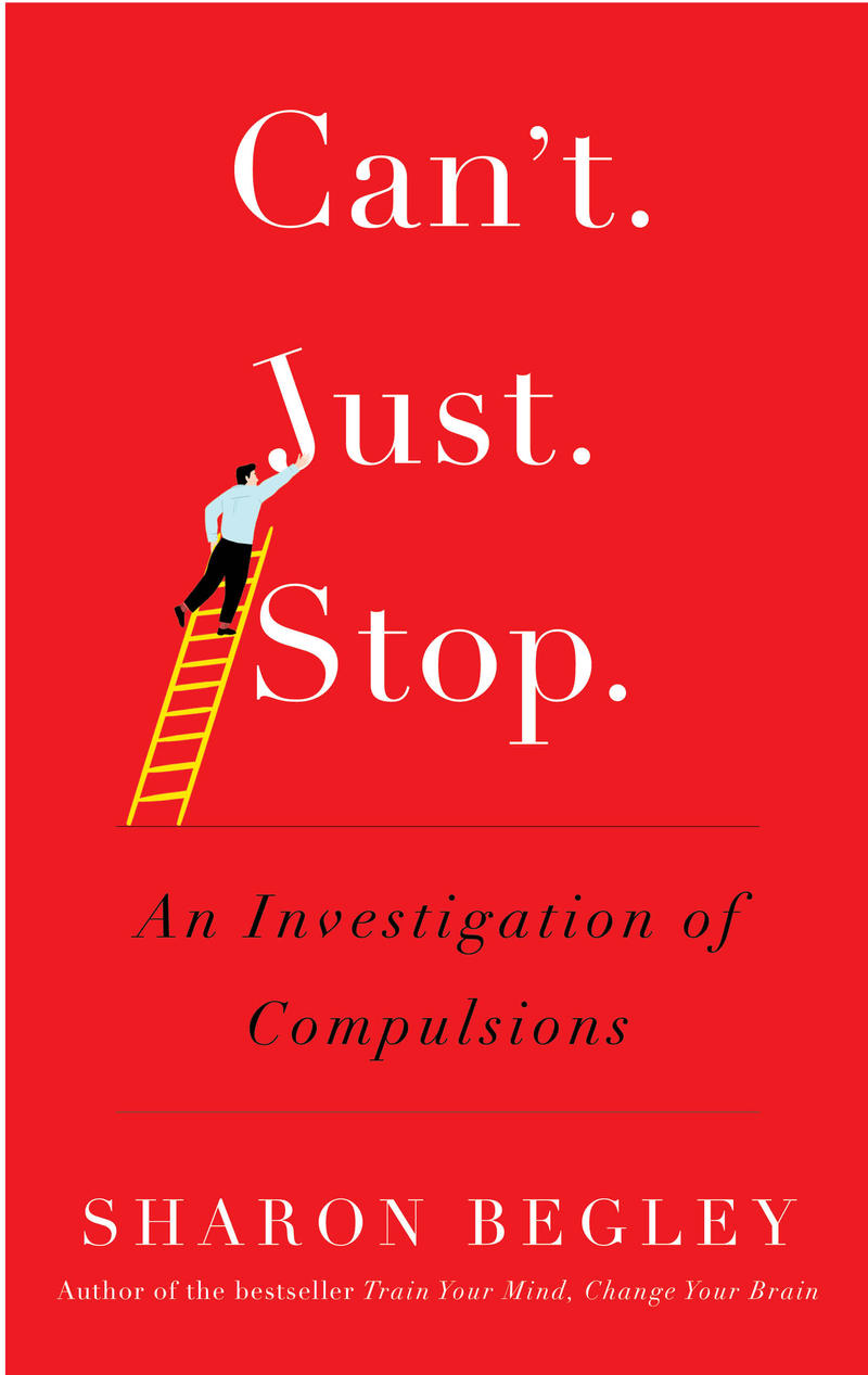Book Cover - Can't Just Stop