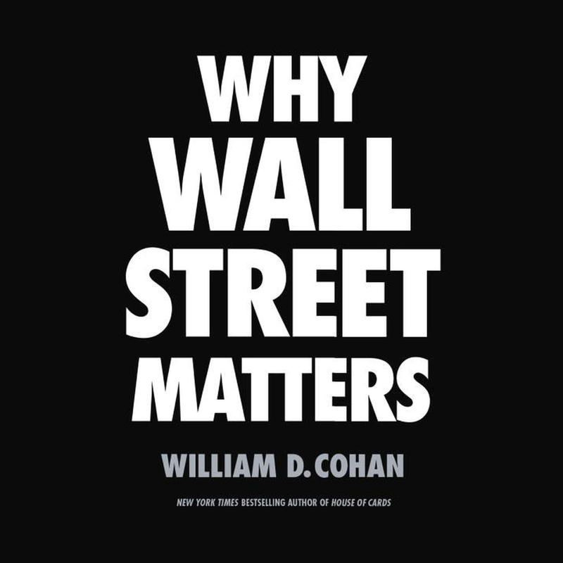 Book Cover - Why Wall Street Matters