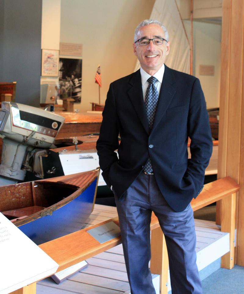 Adirondack Experience Executive Director David Kahn