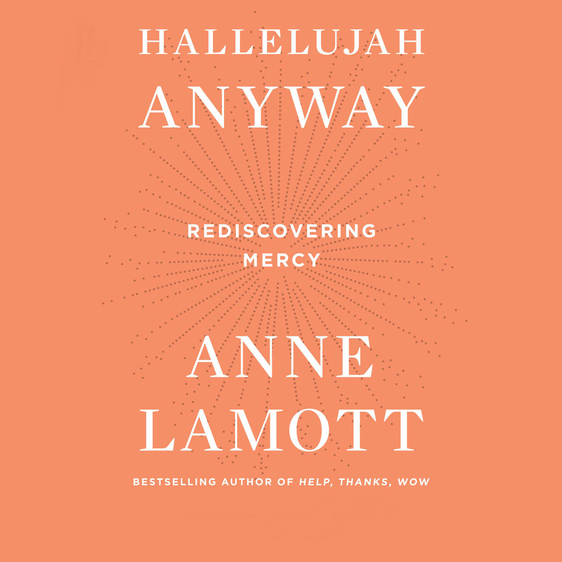 Book Cover - Hallelujah Anyway