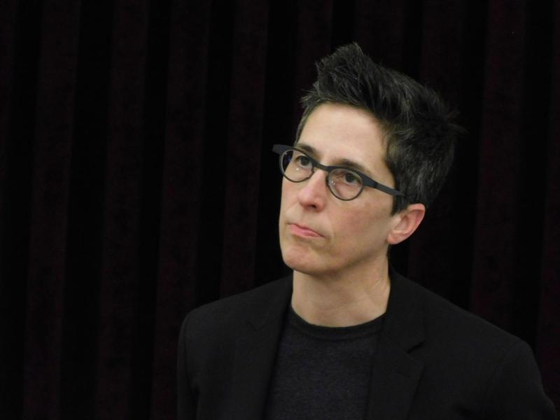 Alison Bechdel, Vermont Cartoonist Laureate