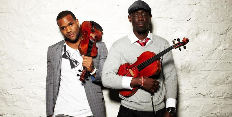 "Black Violin - Kevin ""Kev Marcus"" Sylvester and William ""Wil B."" Baptiste"