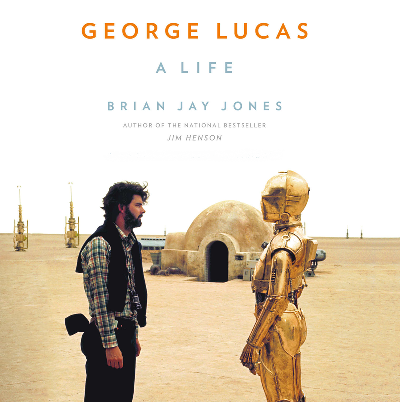 Book Cover - George Lucas: A Life