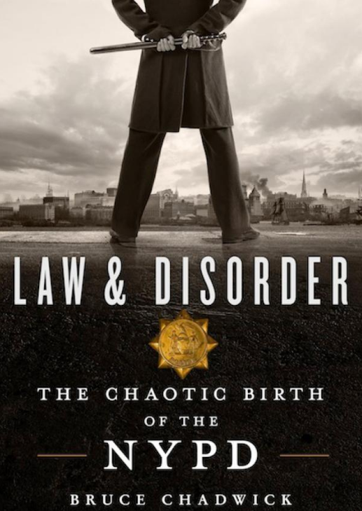 Book Cover - Law & Disorder