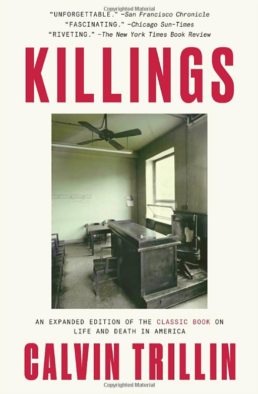 Book Cover - Killings