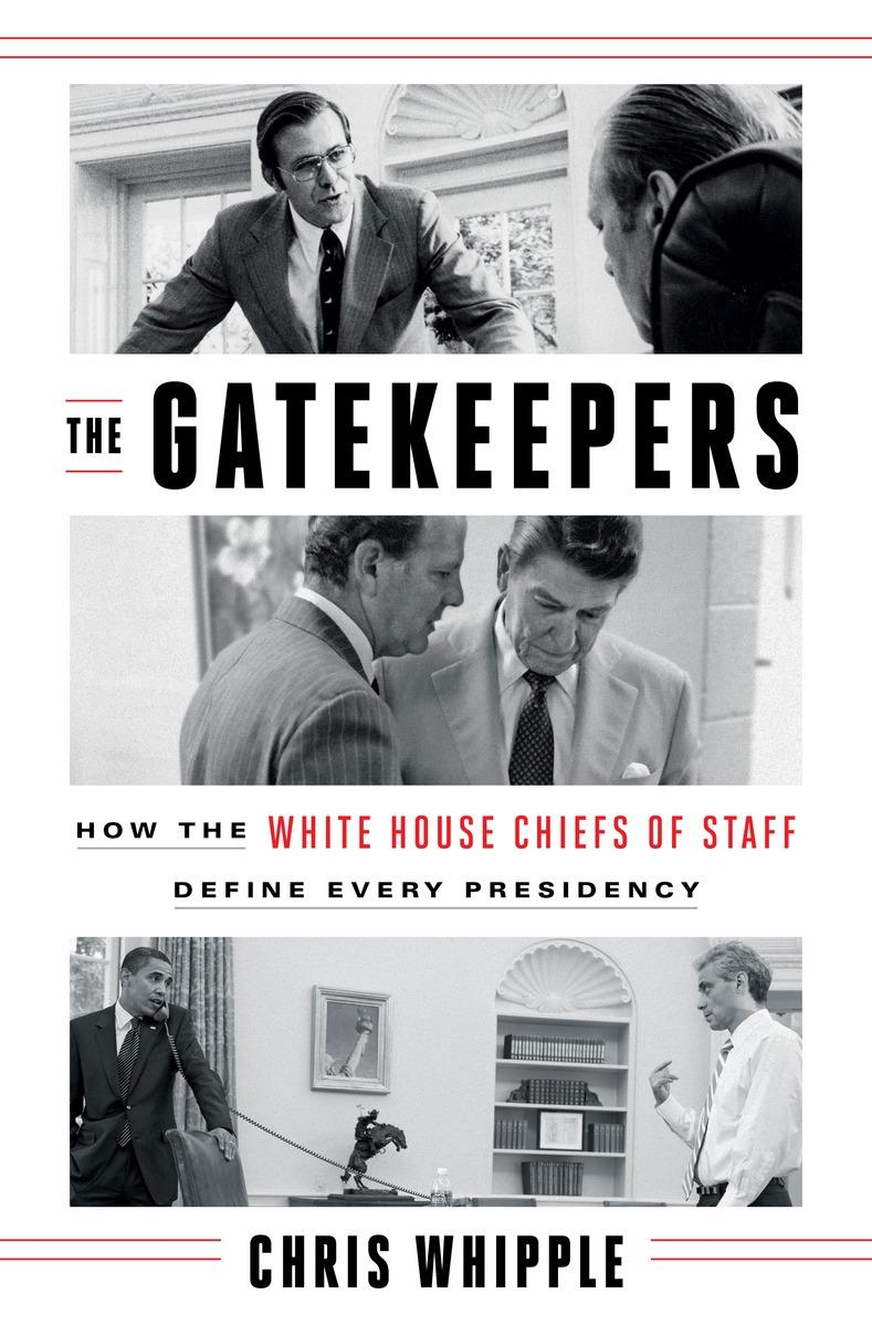 Book Cover - The Gatekeepers