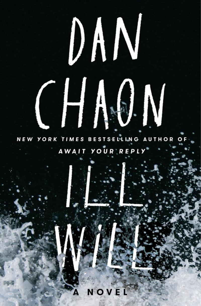 Book Cover - Ill Will