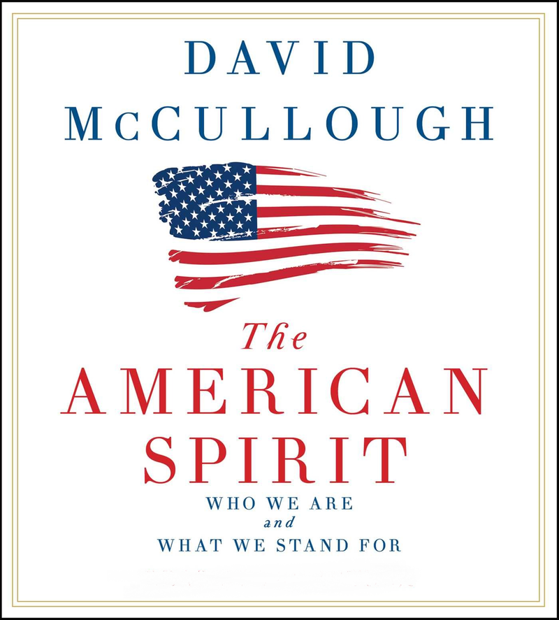 Book Cover - The American Spirit