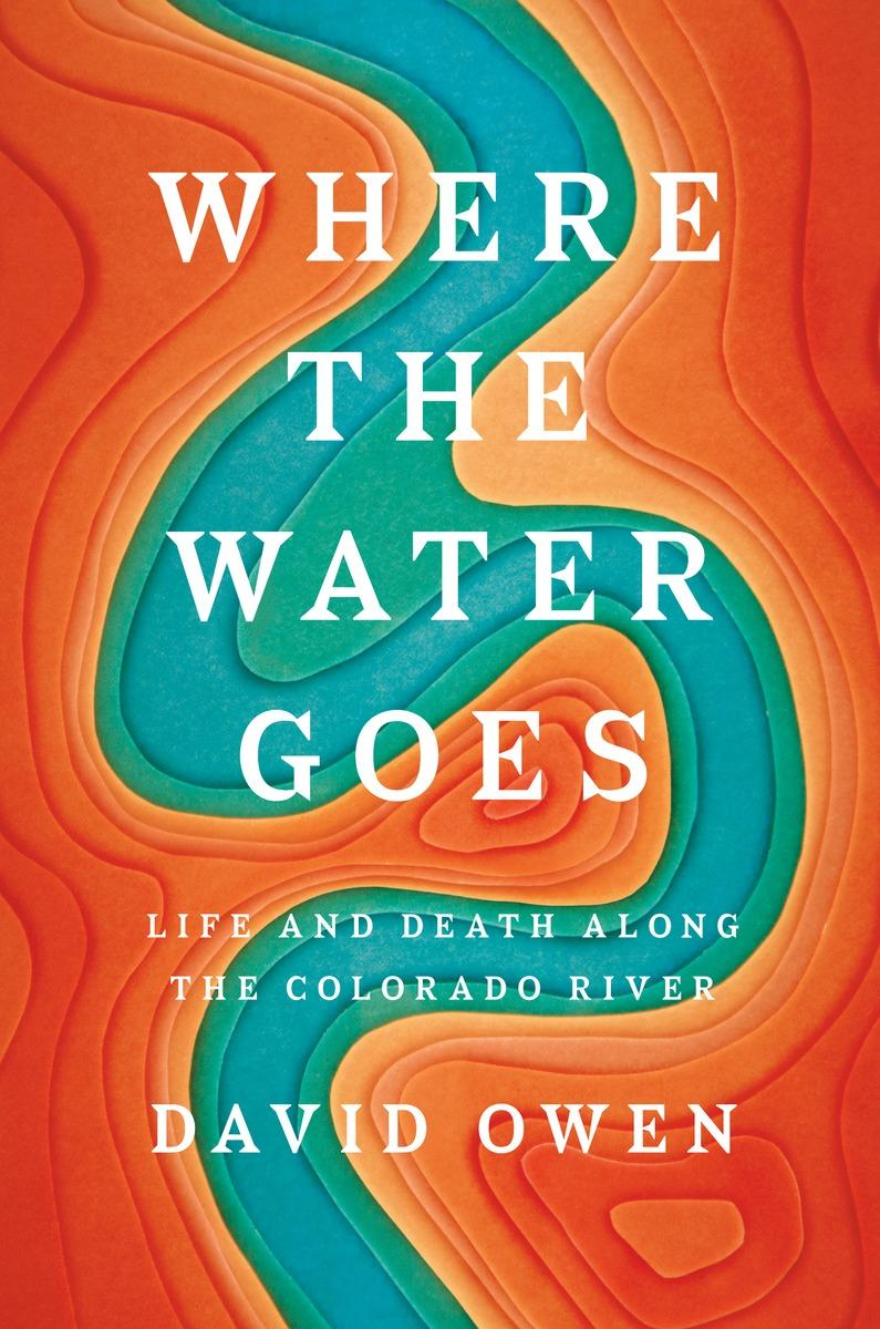 Book Cover - Where the Water Goes