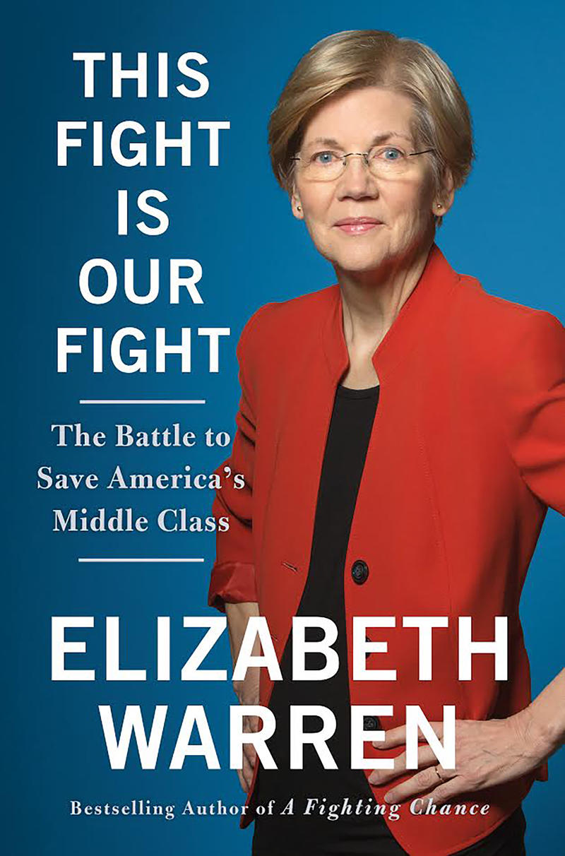 Book Cover - This Fight is our Fight