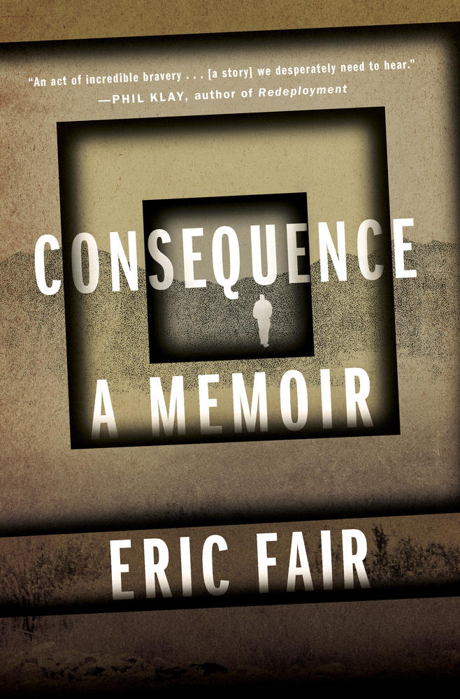 Book Cover - Consequence