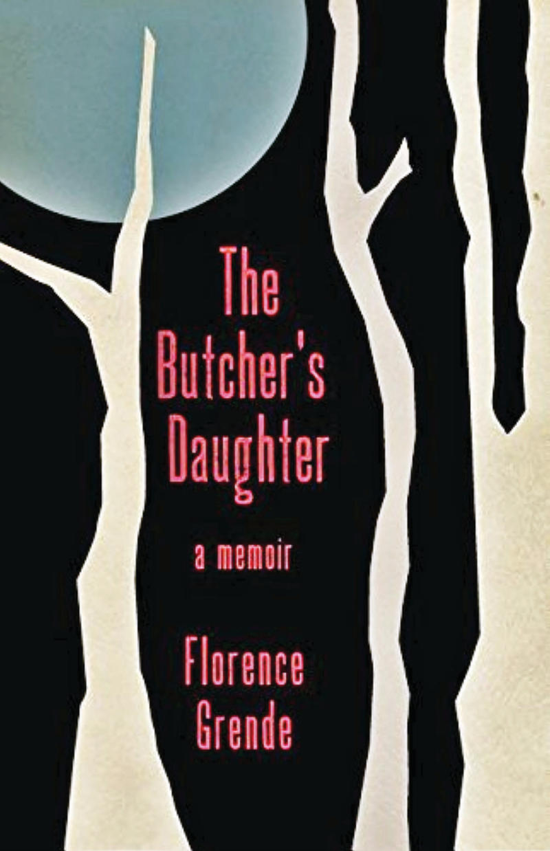 Book Cover - The Butcher's Daughter