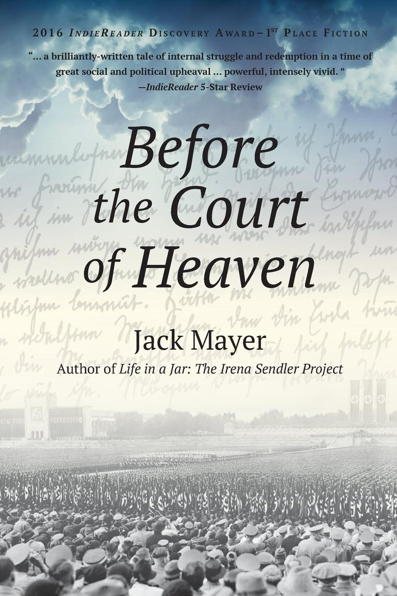 Book Cover - Before the Court of Heaven