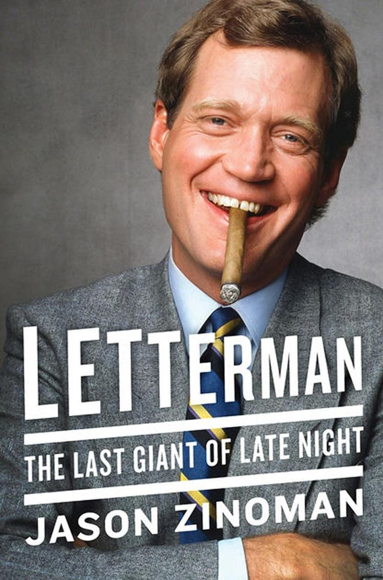 Book Cover - Letterman