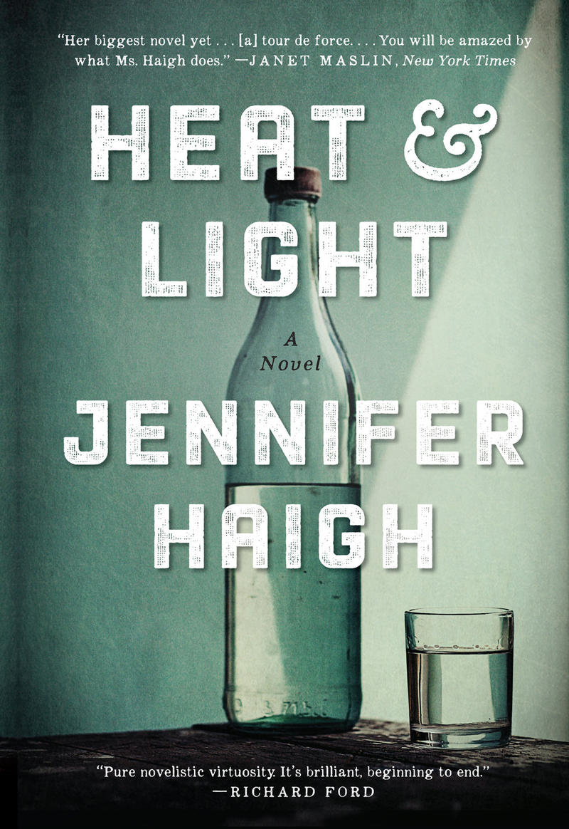 Book Cover - Heat & Light