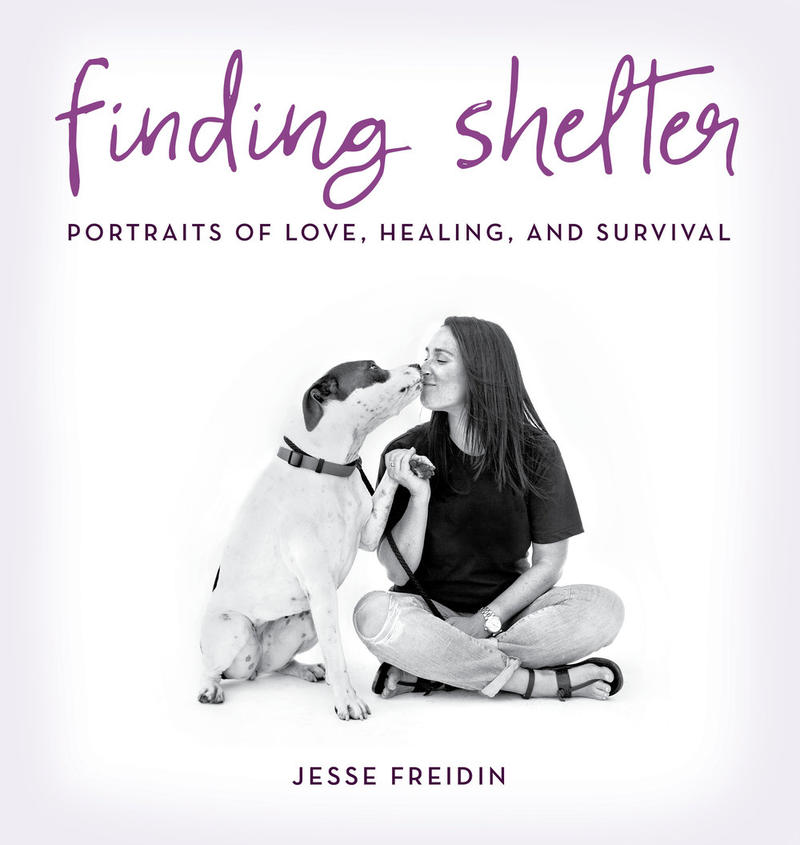 Book Cover - Finding Shelter