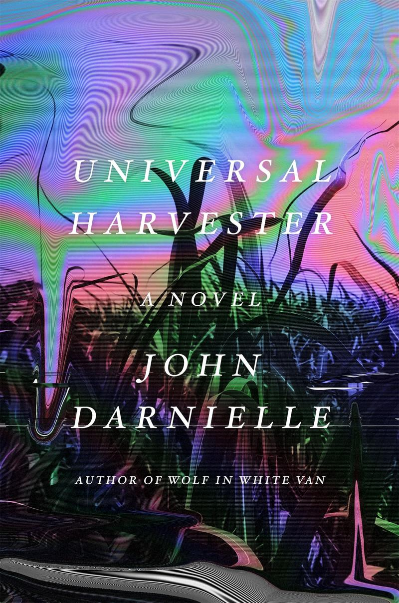 Book Cover - Universal Harvester