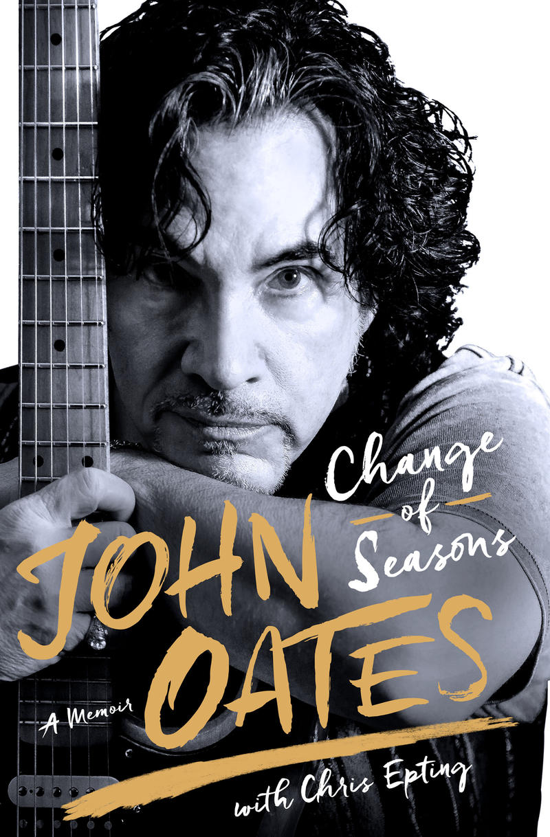 Book Cover - Change of Seasons