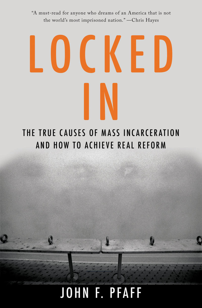 Book Cover - Locked In