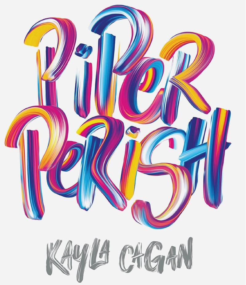 Book Cover - Piper Perish
